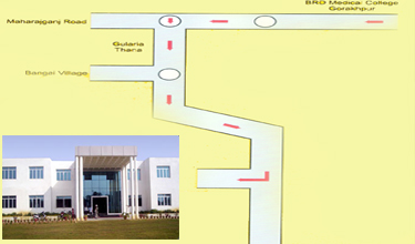 Our College Location
